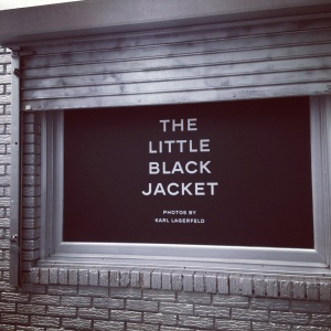 The Little Black Jacket Exhibit