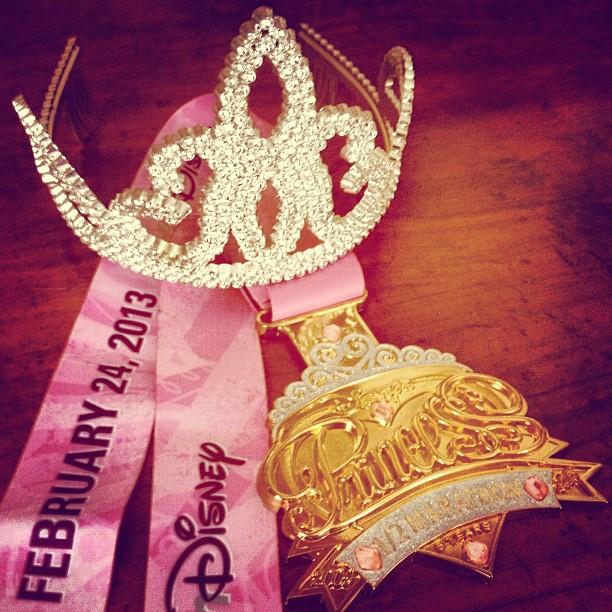 2013 Disney Princess Half Marathon