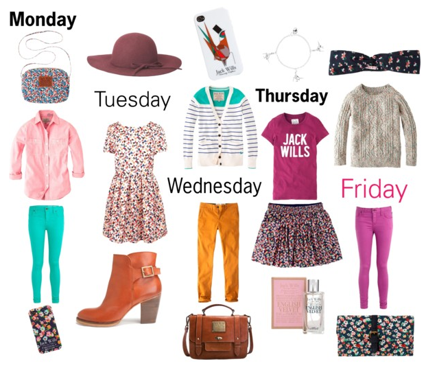 Live A Fabulously British Week