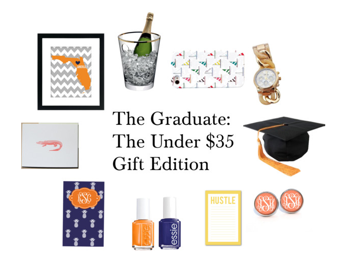 The Graduate: The Under $35 Gift Edition