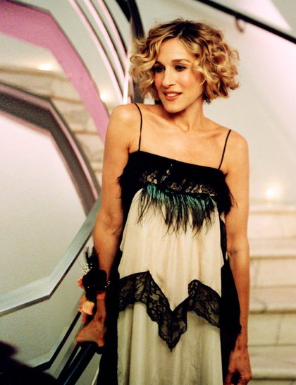 Carrie Bradshaw Book Party