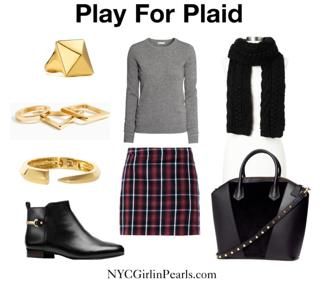 Play For Plaid