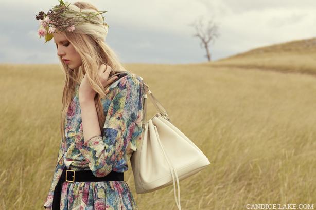 Candace Lake x Louis Vuitton