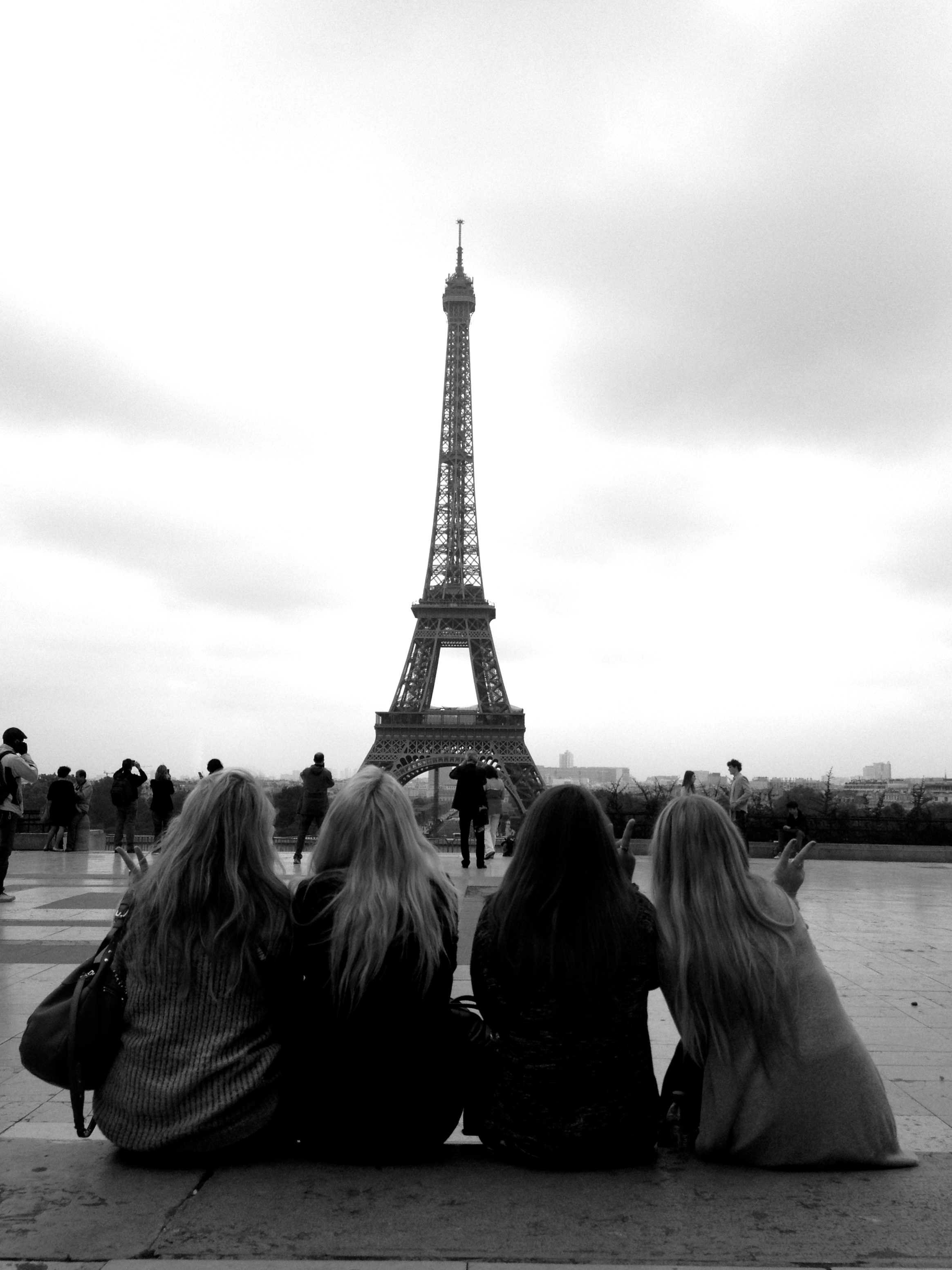 La Eiffel Tower Picture
