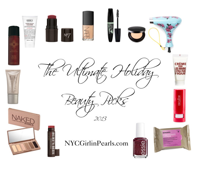 The Ultimate Holiday Beauty Pick 2013