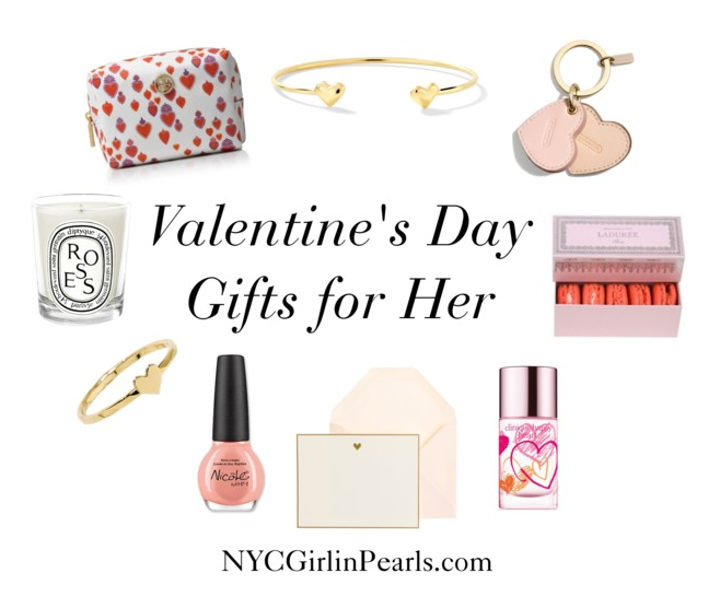 Valentine's Day Gifts for Her 2014